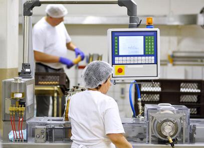 Hygienemanagementsysteme HACCP Konzept